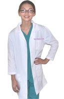 Kids Science Lab Coat