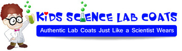 Kids Science Lab Coats